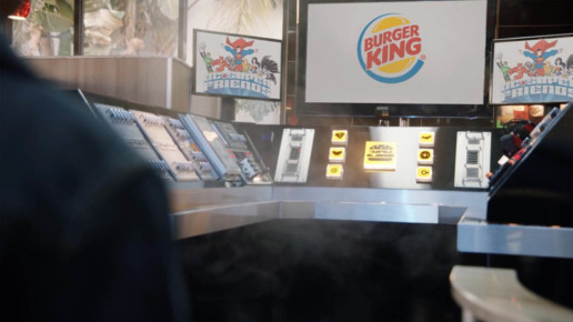 Burger King DC Super Friends Promo - Video Production Los Angeles | Fiction Pictures