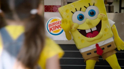 Burger King Kids Spongebob Promo - Video Production Los Angeles | Fiction Pictures